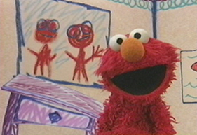 Elmo and Drawer (Emre Yilmaz / Digital Puppetry and Animation)